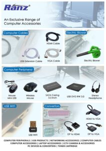 RANZ Product Categories