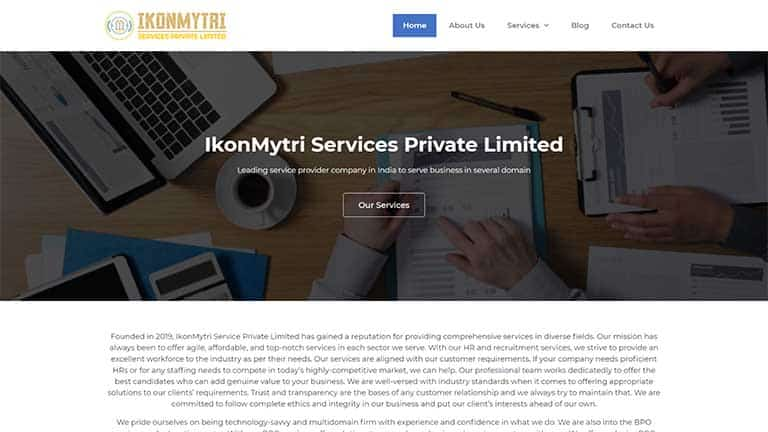 IkonMytri Services Pvt Ltd